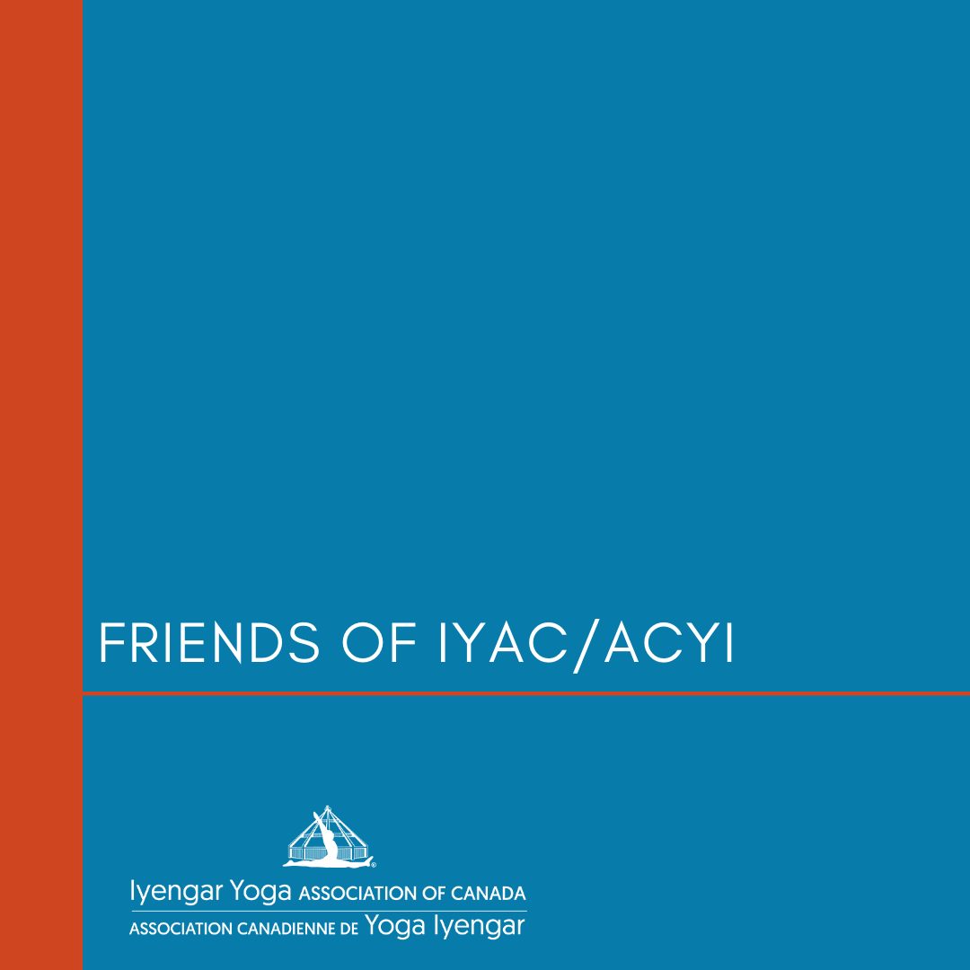 Friends Of The IYAC/ACYI