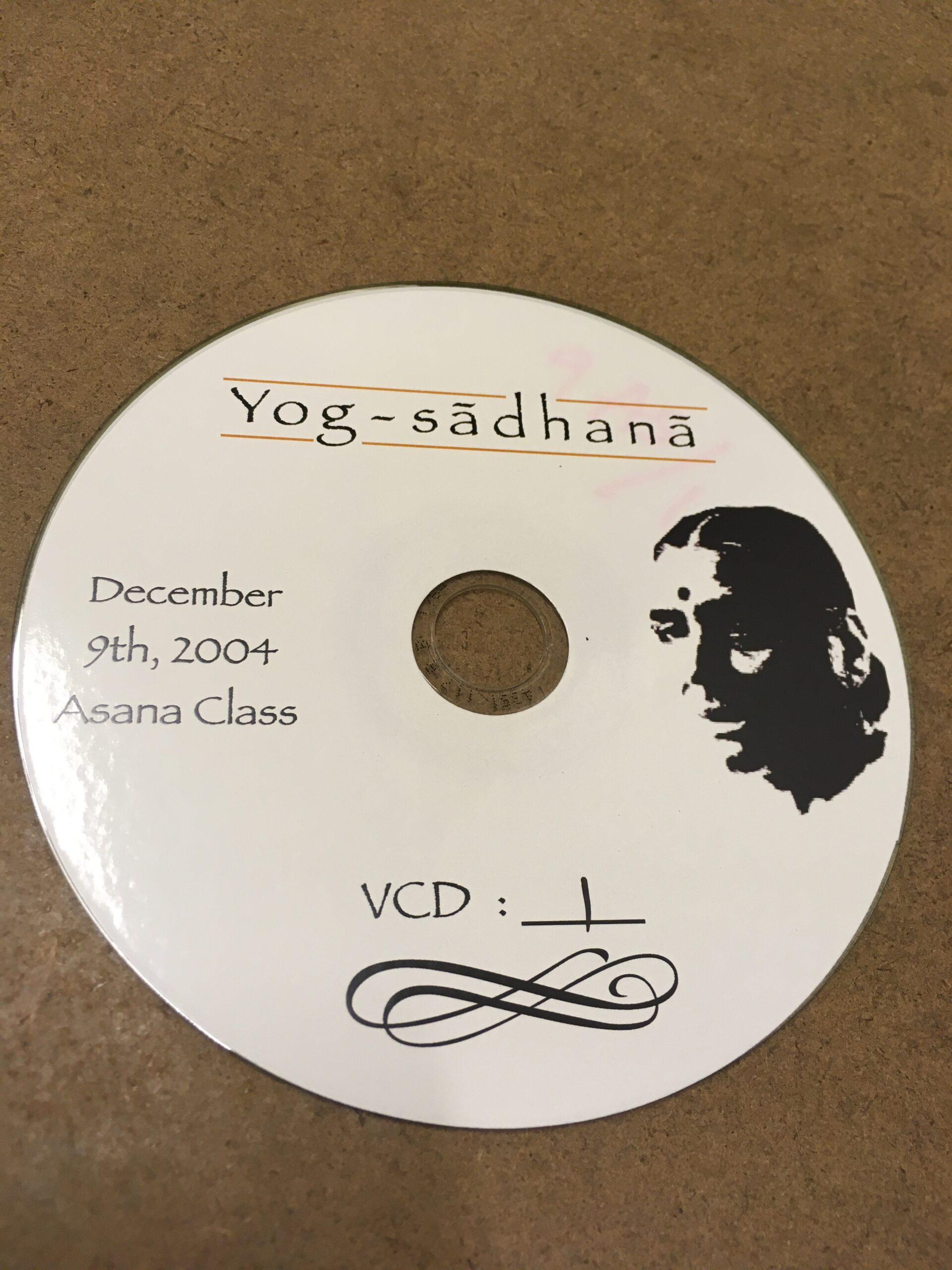 Yog Sadhana- Geeta Iyengar Teaching In 2004-VLC Format-25 Discs