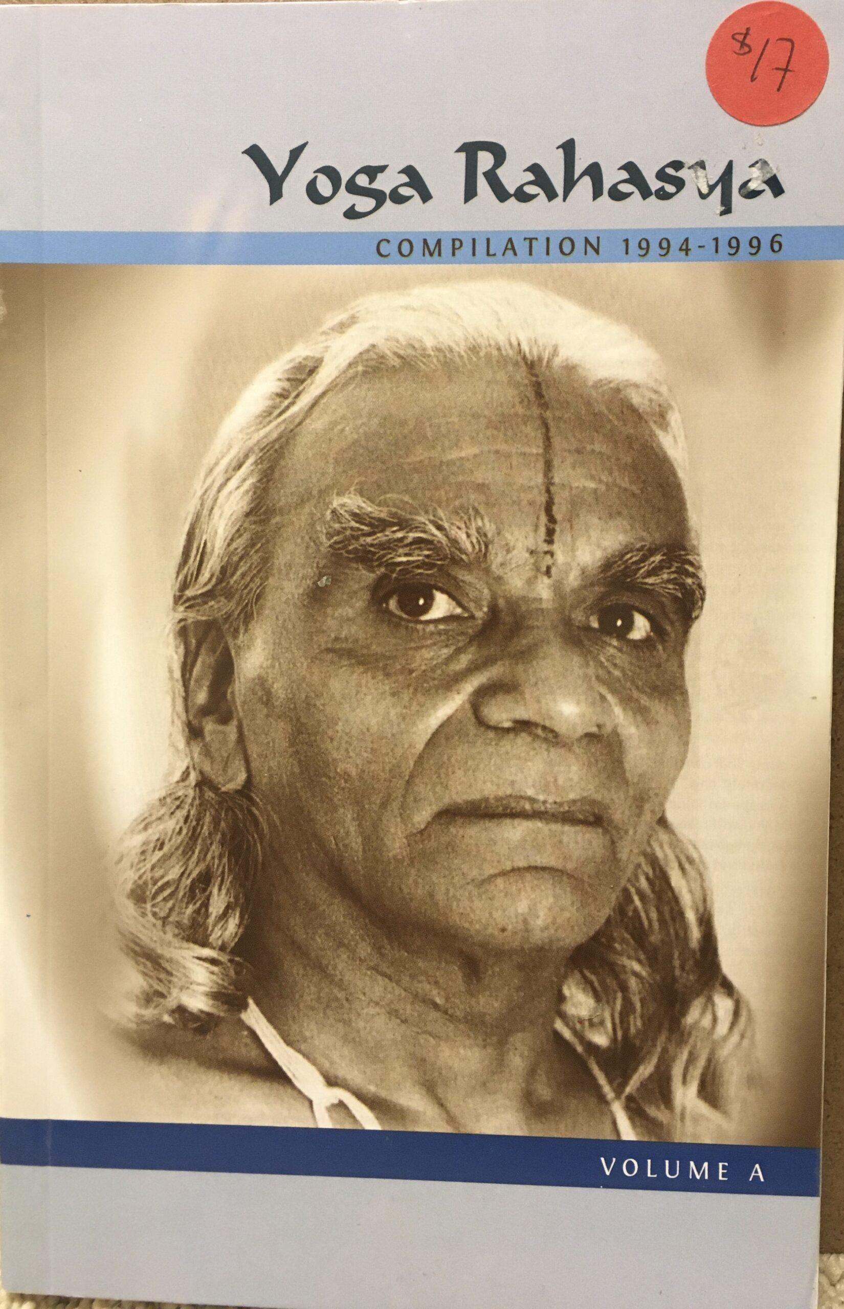 Yoga Rahasya A-Compilation 1994-1996