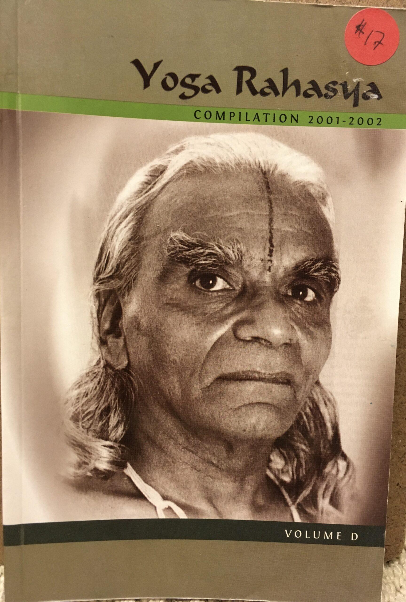 Yoga Rahasya D-Compilation 2001-2002