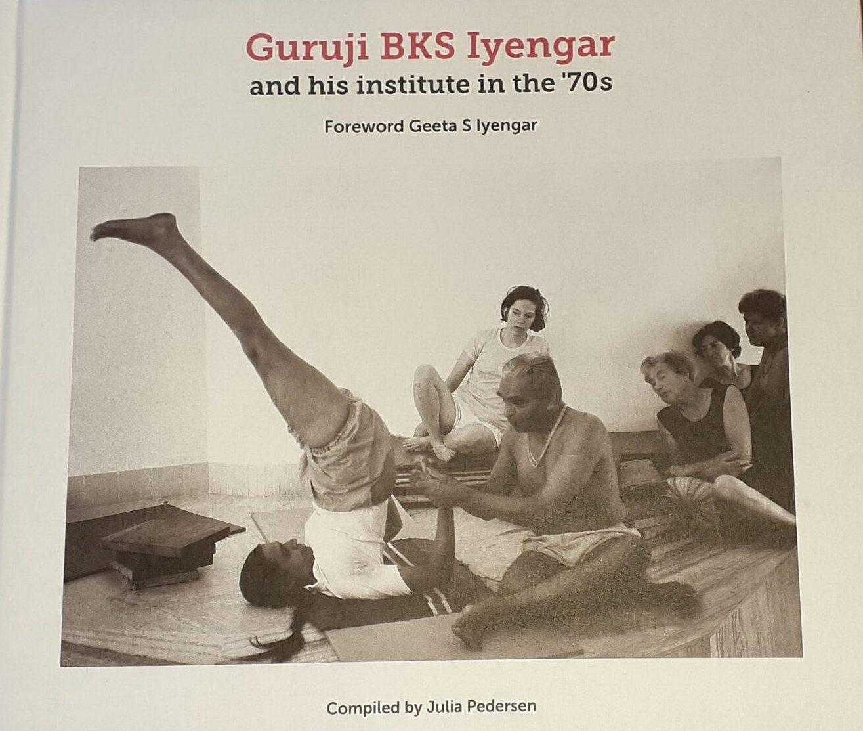 Guruji BKS Iyengar And His Institute In The 70's
